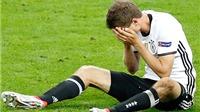 Thomas Mueller: Cực hay ở World Cup, cực tệ ở EURO