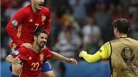 CHỈ MỘT TRẬN ĐẤU, Nolito đã đi vào lịch sử bóng đá Tây Ban Nha