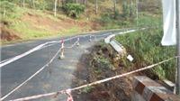 Đèo Prenn, Lâm Đồng: Sau tai nạn vẫn chưa có biển cảnh báo