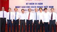 Thủ tướng Nguyễn Xuân Phúc: Bận cỡ nào hàng ngày tôi cũng đọc báo