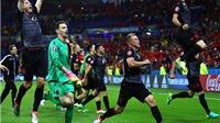 Cầu thủ Albania được thưởng 1 triệu euro, cấp hộ chiếu công vụ