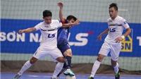 Giải futsal TP.HCM mở rộng 2016: Thái Sơn Nam thoát hiểm, bất ngờ Hải Phương Nam