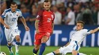 EURO 2016 là giải đấu nghèo nàn nhất trong kỷ nguyên EURO hiện đại