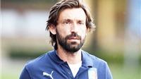 Pirlo: 'Tôi tin Italy sẽ làm nên chuyện'