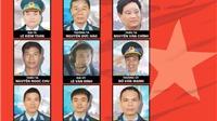 Tổ chức Lễ tang các thành viên Phi hành đoàn CASA-212 vào ngày 30/6