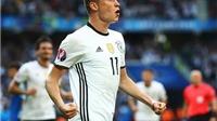 QUAN ĐIỂM: Vì sao Italy sẽ bại trận trước Đức?