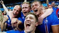 Nhật ký EURO: Rộ trào lưu đặt tên phong cách Iceland. Nhà vô địch Olympic gây sốc với tuyên bố hùng hồn