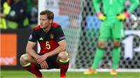 Vertonghen chia tay EURO 2016 vì chấn thương nặng