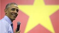 Phác họa lại câu chuyện Tổng thống Obama ba ngày trên đất Việt