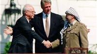 Israel - Palestine: Những hiệp ước hòa bình mong manh