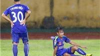 FLC Thanh Hóa ấm ức vì bàn thắng 'ma'