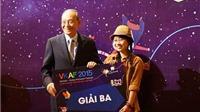 Phim đoạt giải hoạt hình Việt – Hàn, đòi 1 năm chưa được lĩnh thưởng