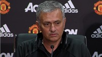 Mourinho chính thức ra mắt Man United: Giờ thì tôi đã có nhiều cơ hội uống rượu với Sir Alex