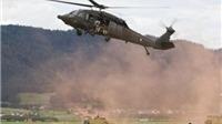 Thổ Nhĩ Kỳ: Rơi trực thăng quân sự chở 14 người