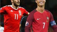Trận Bồ Đào Nha – Xứ Wales không phải chỉ là đại chiến Ronaldo - Bale