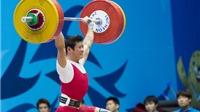 Olympic Rio 2016: Cử tạ gánh niềm hy vọng huy chương