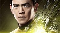 Sulu trong phim 'Star Trek' công khai đồng tính và kết hôn trong tập phim mới