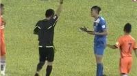 VIDEO: V-League lại có 'đấu võ'
