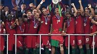 Bồ Đào Nha 1-0 Pháp: Eder ghi bàn đem về chức vô địch cho Bồ Đào Nha