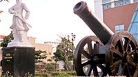 Đề nghị công nhận súng thần công thành Điện Hải là bảo vật quốc gia
