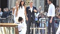 Đám cưới Schweinsteiger - Ivanovic: Hoành tráng theo phong cách Hollywood