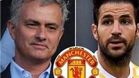 CĐV Man United không muốn Mourinho chiêu mộ Fabregas