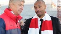 Mất Henry, Arsene Wenger vẫn còn dàn trợ lý SIÊU KHỦNG ở Arsenal