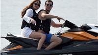 Sao phim '50 sắc thái' Jamie Dornan & Dakota Johnson vẫn an toàn ở Nice