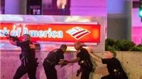 Mỹ: Nhiều cảnh sát bị bắn, 2 người đã chết