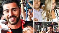 Sự kiện Graziano Pelle đến Trung Quốc: Tiền nhiều thế thì khó từ chối