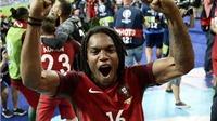 Renato Sanches chọn số áo ĐẶC BIỆT ở Bayern