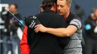 Henrik Stenson vô địch British Open 2016