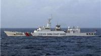 Ba tàu Trung Quốc xuất hiện gần quần đảo tranh chấp với Nhật Bản