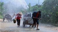 Nhiều tỉnh ven biển phía Bắc mưa lớn do ảnh hưởng của bão số 1