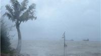 Ứng phó với bão số 1: Nam Định thực hiện cấm biển, nghiêm cấm tàu thuyền ra khơi