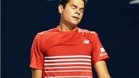 Tứ kết Rogers Cup: Djokovic thẳng tiến, Raonic rời cuộc chơi