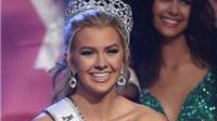 Tân Hoa hậu tuổi teen Mỹ suýt mất vương miện vì thói quen chửi thề