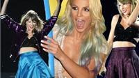 Taylor Swift không nằm trong trí nhớ của Britney Spears