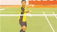 Tay vợt Tiến Minh: Mục tiêu là… chiến thắng bản thân
