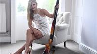 Vẻ đẹp nóng bỏng của nữ VĐV bắn súng dự Olympic SEXY NHẤT Vương Quốc Anh