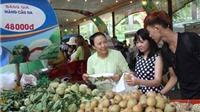 Hà Nội công bố 96 điểm bán nông sản sạch