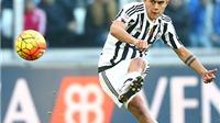 Paulo Dybala, số 10 mới của Juventus sẽ vươn vai thành khổng lồ
