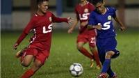 VCK U17 Quốc Gia Cúp Thái Sơn Nam 2016: Đương kim vô địch PVF thua 'sốc'