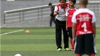 HLV Nguyễn Hồng Sơn: 'Trại hè bóng đá Toyota sẽ dạy các em học làm người'