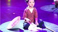 Tài năng nhí 6 tuổi hát Xẩm thập ân báo hiếu cha mẹ