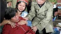 Phó Thủ tướng Trịnh Đình Dũng thị sát vùng mưa lũ Lào Cai