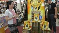 Khi Rowling 'thôn tính' cả bản dịch Việt 'Harry Potter'