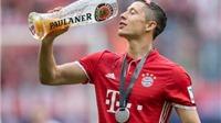 Bayern Munich sẽ không trả mức lương 'điên rồ' cho Lewandowski