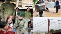 VIDEO: Những hình ảnh rưng rưng về trận mưa lũ kinh hoàng ở Lào Cai