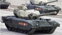 Nga phủ 'áo tàng hình' lên siêu tăng Armata, tên lửa, máy bay